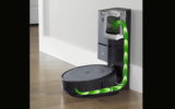 Un robot aspirateur iRobot Roomba