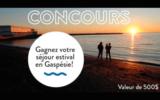 Un séjour estival en Gaspésie