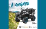 Un véhicule CFORCE 1000 OVERLAND 2021 de 15499 $