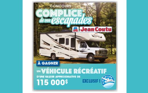 Un véhicule récréatif Coachmen Freelander de 115 000 $
