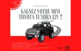 Une mini Toyota Tundra 12V