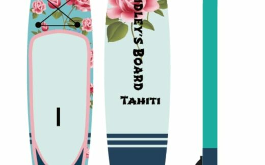 Un Paddleboard Tahiti