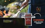 Un grill au gaz FERVOR de 800 $