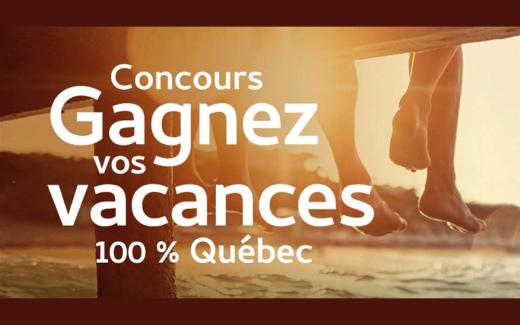 Vacances 100 % Québec