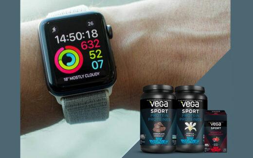 6 montres Apple Watch Series 3