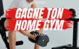 Un home gym de 1900 $