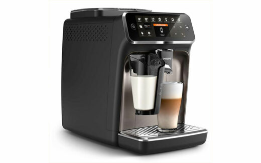 Une machine à espresso Philips