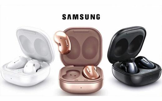 Écouteurs ergonomiques de Samsung