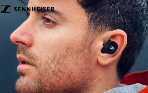 Écouteurs sans fil parfaits de Sennheiser
