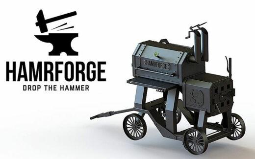 Un Fumoir Hamrforge Beast (Valeur de 6900 $)