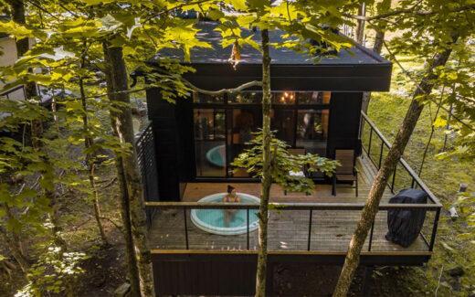 Un séjour Cabin Sutton de 3 nuitées
