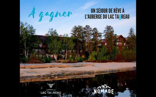 Un séjour pour deux à l'Auberge du Lac Taureau