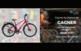 Un vélo à assistance électrique VÉLEC CITI de 2500 $