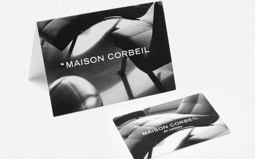 Une carte-cadeau Maison Corbeil de 2500 $