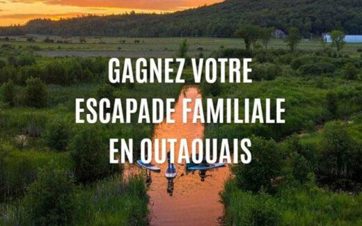 Une escapade familiale en Outaouais