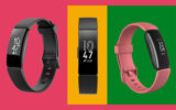 Une montre intelligente Fitbit Inspire 2