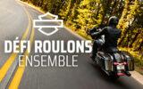 Une moto Harley-Davidson de 47588 $