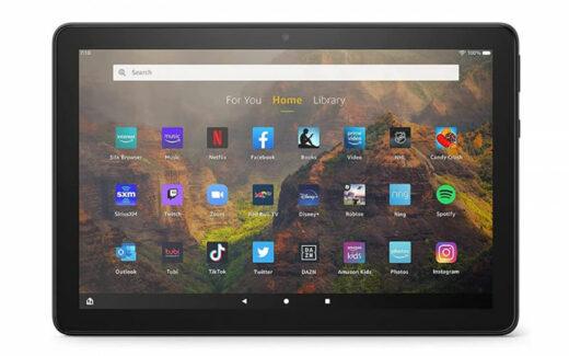 Une tablette Fire HD 10 Kids Pro 32 Go