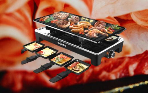 Un BBQ grill coréen Cusimax