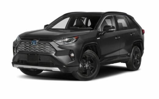 Un Toyota RAV4 Hybride Limited AWD 2021 de 60 000$
