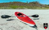 Un kayak fermé Pelican Summit 100X de 10 pieds