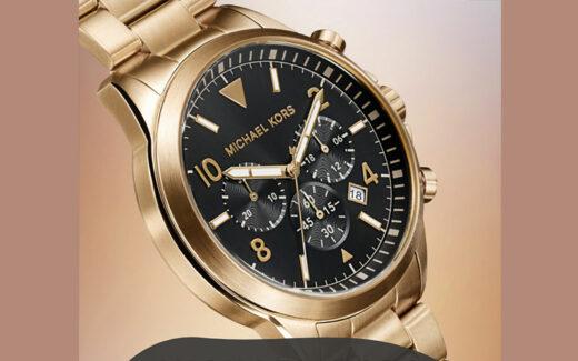 Une montre Michael Kors