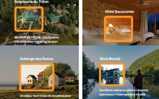 5 séjours parfaits offerts par TUANGO