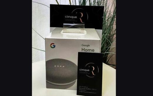Un Google Home