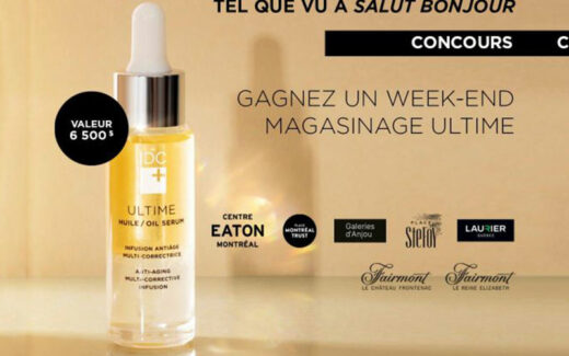 Un Week-end magasinage ULTIME (6500 $)