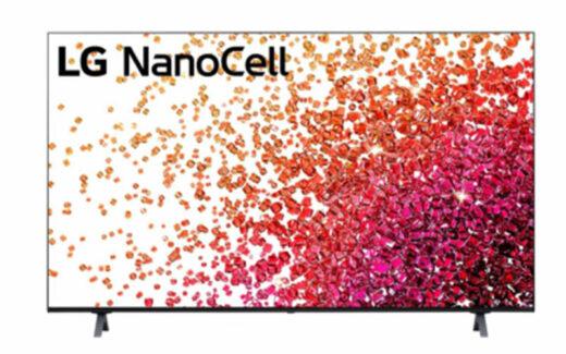 Un téléviseur LG NanoCell 2021 65 pouces