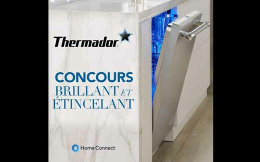 3 lave-vaisselle Thermador Emerald