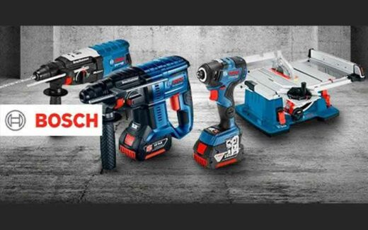 Un outil de la marque Bosch