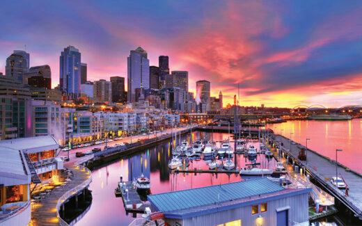 Un voyage à Seattle Washington (Valeur de 6750 $)