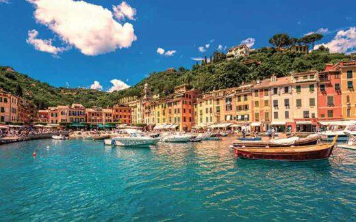 Un voyage pour deux à Gênes en Italie (7000 $)